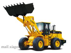厦工XG962H轮式装载机高清图 - 外观