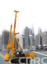 中车TR460F旋挖钻机高清图 - 外观