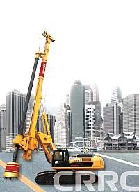 中车TR220D旋挖钻机