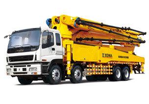 厦工XXG5410THB泵车高清图 - 外观
