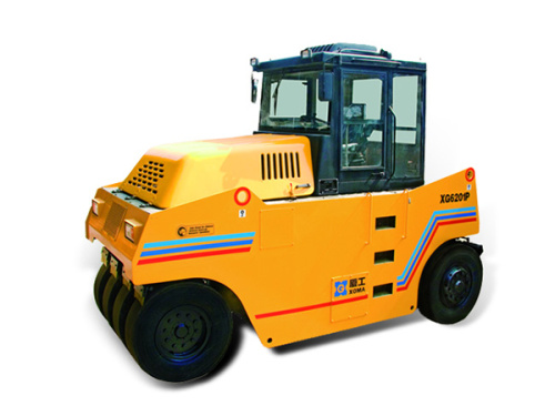 厦工XG6261P轮胎压路机
