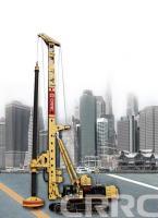 中车TR500C旋挖钻机高清图 - 外观