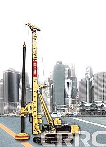 中车TR500C旋挖钻机