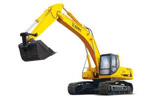 厦工XG836EL履带式挖掘机