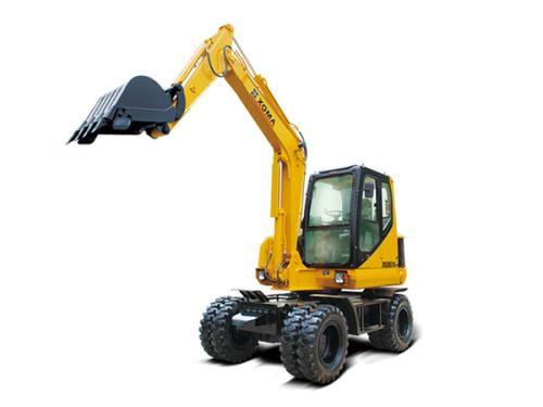 厦工XG807W轮式挖掘机