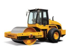 龙工LG516B机械驱动单钢轮振动压路机