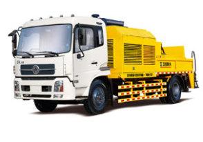 厦工XXG5120THB-9018车载泵