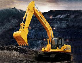 龙工LG6225H挖掘机高清图 - 外观