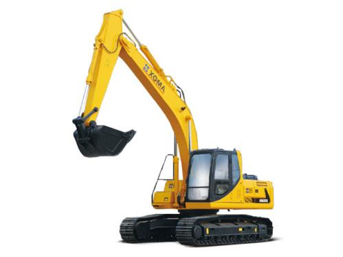 厦工XG822EL履带式挖掘机