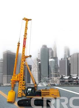中车TR400DII旋挖钻机