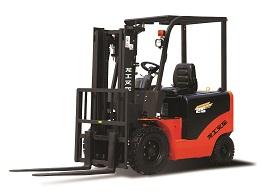 龙工FB25蓄电池叉车高清图 - 外观