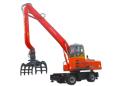 永工YGSZ400轮式抓木机高清图 - 外观