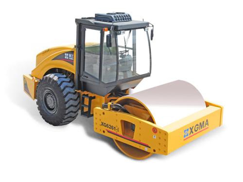廈工XG6261F-I單鋼輪壓路機