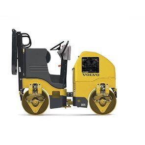 沃尔沃双钢轮压路机