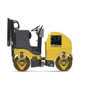 沃尔沃DD15轻型双钢轮振动压路机