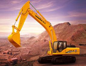龙工LG6365H液压挖掘机