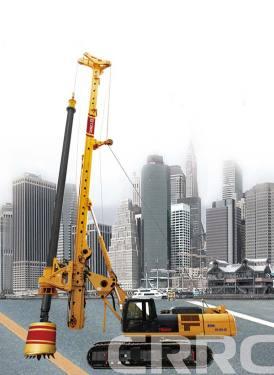 中车TR320F旋挖钻机