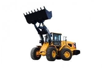 三一重工SYL956H轮式装载机高清图 - 外观