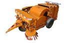 闽科LSJX-18拖挂扫路机(带垃圾箱)高清图 - 外观