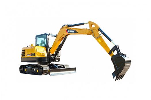 三一重工挖掘机SY55C参数图片