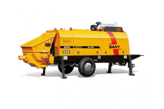 三一重工HBT6016C-5S  60系列拖泵