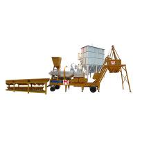 闽科MYQL-40公路养护小型沥青混合料搅拌设备