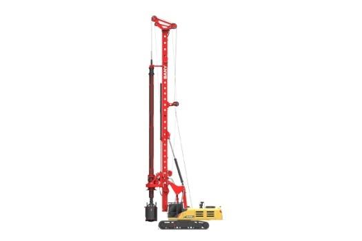 三一重工SR285RC10-SR旋挖钻机