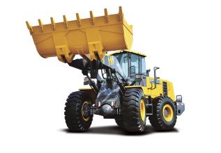 徐工LW500KV燃油型装载机高清图 - 外观