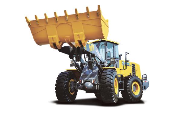 徐工LW600KV燃油型裝載機