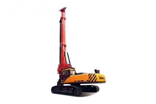 三一重工SR150C-SR旋挖钻机