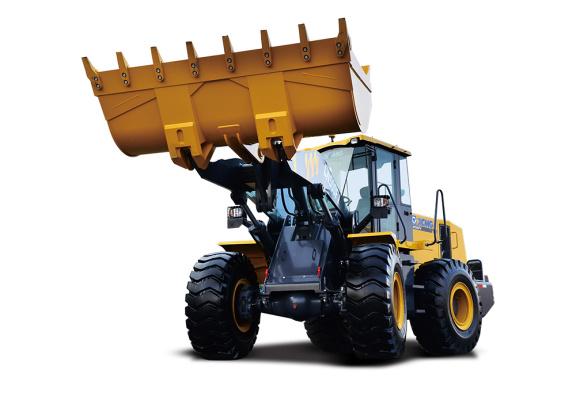 徐工LW500FV燃油型裝載機