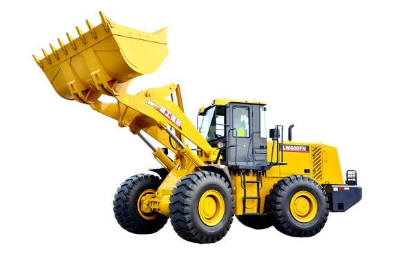 徐工LW600FV燃油型裝載機