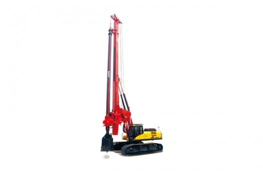 三一重工SR250-SR旋挖钻机