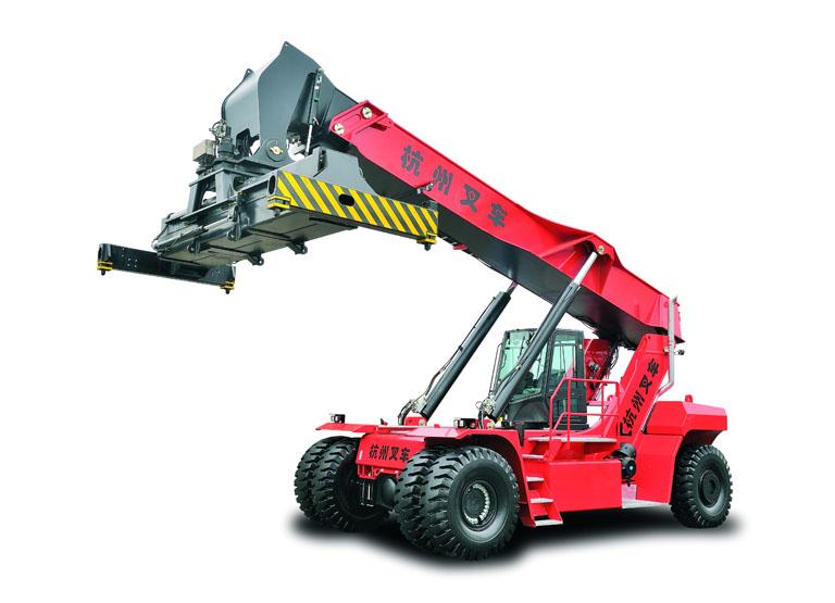 杭叉RS45-31CH-W45  45吨集装箱正面吊高清图 - 外观