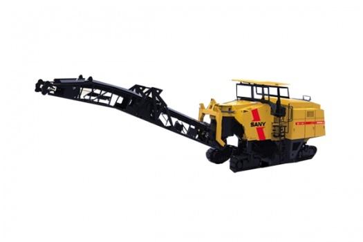 三一重工SCM600-3銑刨機