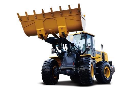 徐工LW500F燃油型装载机