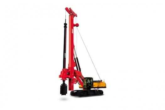 三一重工SR280LH-SR旋挖钻机