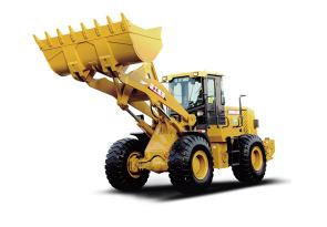 徐工LW500KN-LNG燃气型装载机