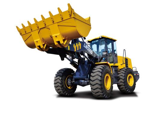 徐工LW500D燃油型装载机