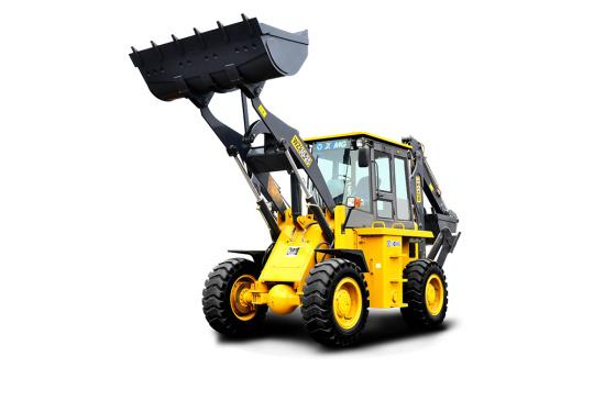 徐工WZ30-25铰接式挖掘装载机