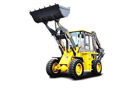 徐工WZ30-25铰接式方圆千里挖掘装载机