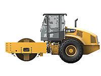 卡特彼勒CS79B单钢轮振动压路机