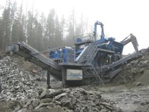 克磊镘(KLEEMANN)MC 140 Z  移动颚式破碎设备高清图 - 外观