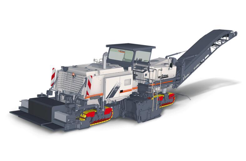 维特根3800 CR 冷再生机高清图 - 外观