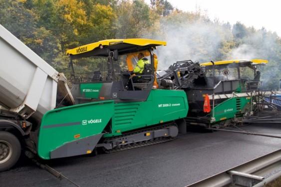 福格勒MT3000-2标准型转运车