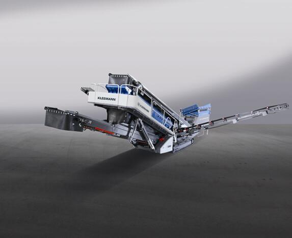 克磊镘(KLEEMANN)MS 952 EVO 移动式筛分设备高清图 - 外观