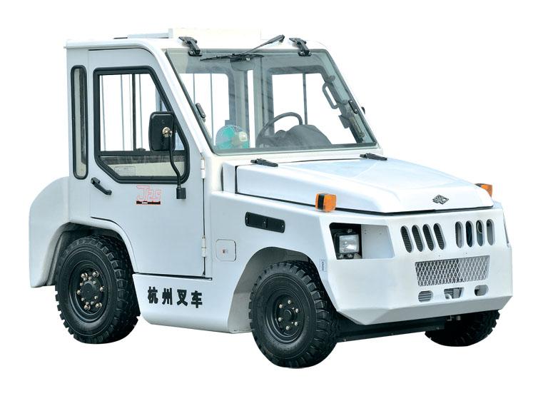 杭叉QC(D)20-JG23内燃牵引车高清图 - 外观