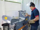 维特根WLM 30 实验室双轴强制搅拌器