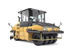 卡特彼勒CW34 充气滚轮轮胎压路机