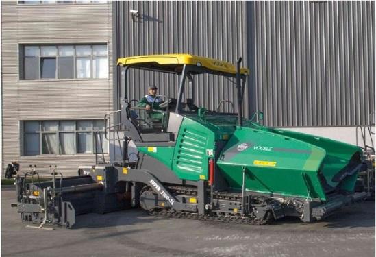 福格勒2100-3 L超级沥青摊铺机